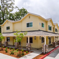 Calistoga Family Apartments Wins Gold Nugget