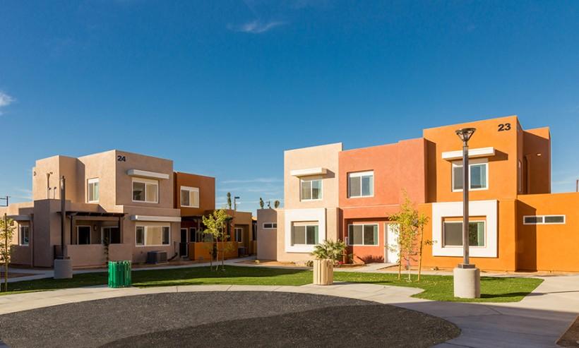Villa Hermosa Apartments Y M Architects